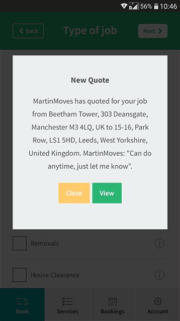 Manvan new quote