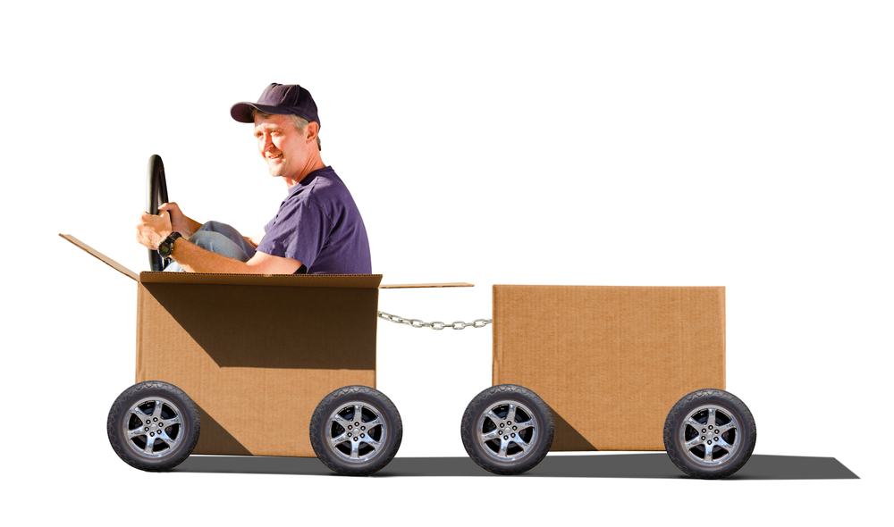The benefits of man and van hire when moving house